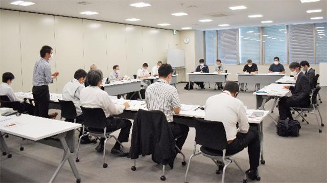 地域法人協議会事務局担当者会議を開催しました。