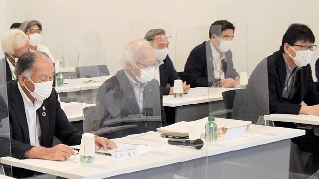 連携協議会役員とJA山口県役員との意見交換会を開催しました。
